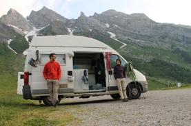 Pam au Col des Aravis